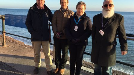 East Devon District Council 22 Jan 2020 Local Levy grant success for Sidmouth and East Beach