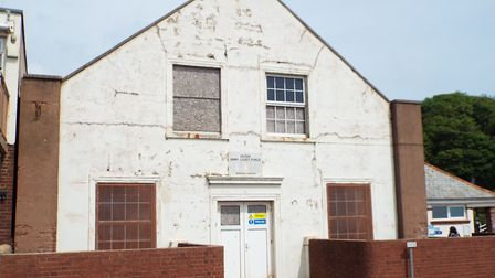 The Drill Hall building. Picture: Clarissa Place