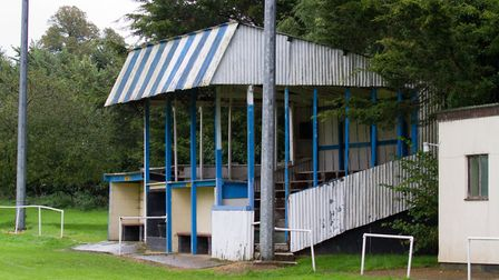 Ottery fc. Ref shsp 38 17TI 0892. Picture: Terry Ife