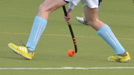 SOHC men in action. Picture: Andrew Coley