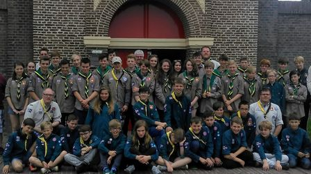 1st Ottery Scouts needs more volunteers.