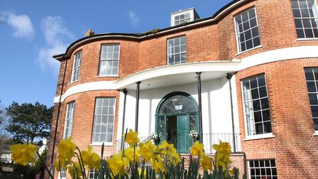 Daffodil Day will be based at Kennaway House, on Saturday, March 7. Ref shs 8666-10-15SH. Picture: S