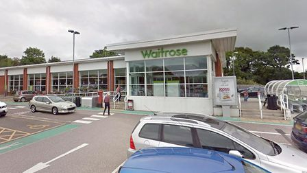 Waitrose, Sidmouth Picture: Google Maps