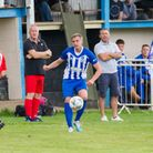 Ottery AFC at home to Totnes&Dartington FC. Ref shsp 34 19TI 8513. Picture: Terry Ife