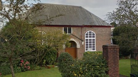Ottery St Mary United Reformed Church Picture: Google Maps