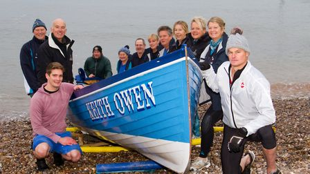 The Keith Owen Fund has previously given money to the Sidmouth Gig Club. Ref shs 02 19TI edr 7951. P