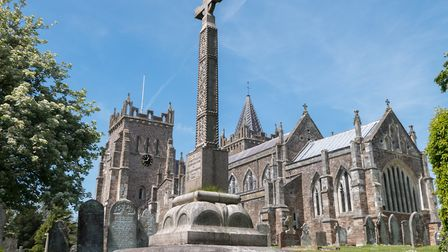 Ottery St Mary Parish Church has a link to recorded sermons on its website. Picture: Terry Ife