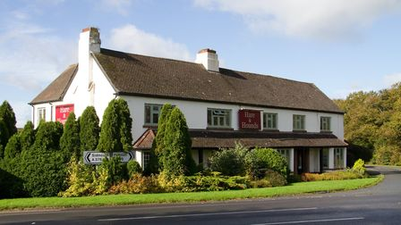 The Hare and Hounds. Ref ehr 40 17TI 1916. Picture: Terry Ife