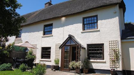 Rosemary Cottage in Weston, Sidmouth. Picture: Sweetcombe Cottage Holidays