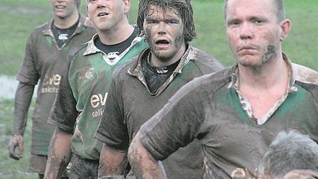 Sidmouth RFC action from the 2006 07 season. Picture TERRY IFE
