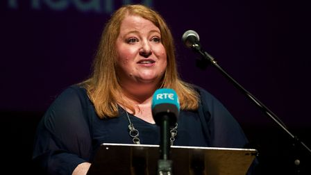 Alliance Party of Northern Ireland leader Naomi Long. Photograph: Liam McBurney/PA Wire.