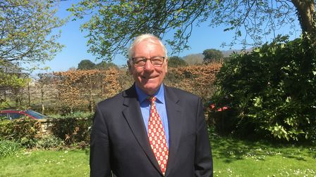 Councillor Tom Wright. Picture: LDRS