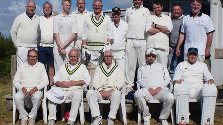 Tipton St John CC on their 2019 tour to Cornwall. Picture PHIL WRIGHT