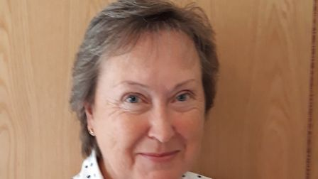 Cathy Gardner, the new chairman of East Devon District Council