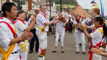 A crowdfunding campaign is being launched to ensure that the Sidmouth Folk Festival can take place n