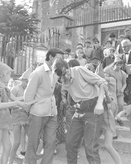 Ottery Pixie Day, June 20, 1970. Picture: Sidmouth Herald