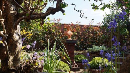 Hospiscare's Open Gardens event has returned for its 16th year. Picture: Hospiscare
