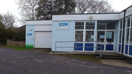 Sid Valley Food Bank is moving into the garage adjoining Sidmouth Youth Centre. Picture courtesy of