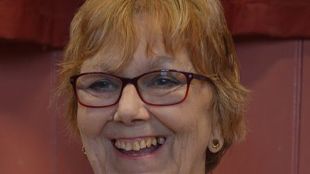 Lyn Harding is standing in the Ottery Town Council elections for the Tipton St John ward. Picture: L