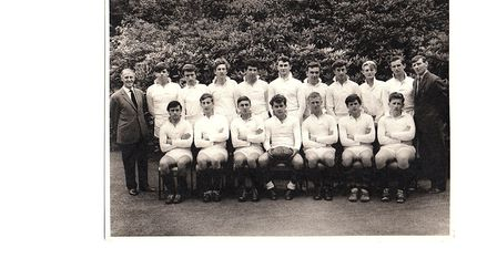 The King's School 1st XV in 1965. Picture; TERRY O'BRIEN