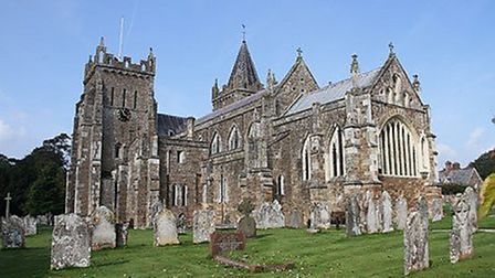 Ottery St Mary Parish Church has a link to recorded sermons. Picture: Simon Horn