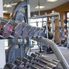 The gym at Honiton Leisure Centre.