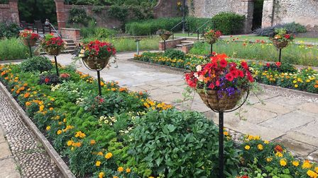 Connaught Gardens. Picture: Sidmouth In Bloom
