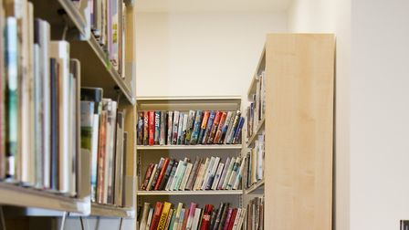 Ottery library is offering a Choose and Collect service Picture: Terry Ife