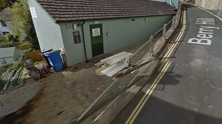Beer's old social club. Picture: Google Maps
