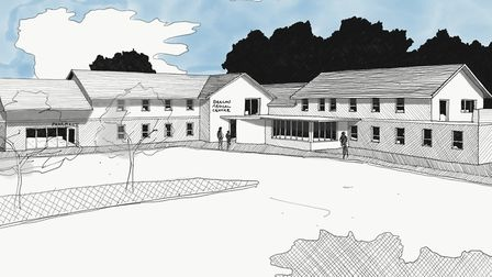 How the extended Beacon Medical Centre could look. Picture: Sid Valley Medical Centre
