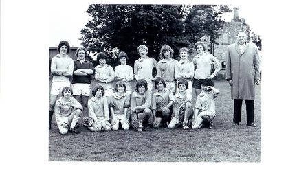 The Pullin Cup winners of 1974. Picture; SIDMOUTH RFC