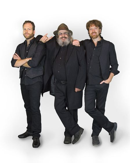 The Yves Lambert Trio will be performing online at this year's Sidmouth Folk Festival Picture: Sidm