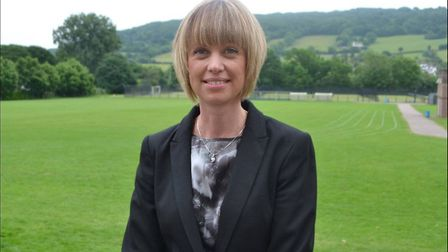 Sarah Parsons has been announced as Sidmouth College's new principal.