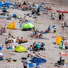 Tourists have flocked to Devon this summer. Picture: Alex Walton