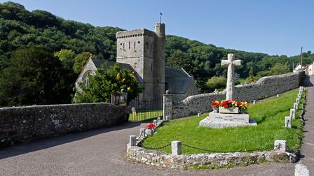 Branscombe has been ranked as one of the UKs most beautiful attractions Picture: Terry Ife
