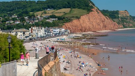 Sidmouth seafront. Picture: Alex Walton Photography