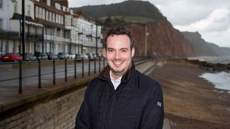 Simon Jupp, Conservative MP for East Devon. Ref shs 46 19TI 4238. Picture: Terry Ife