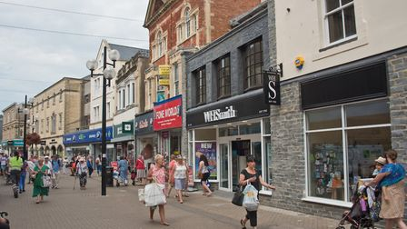 The Mercury is launching its Shop Local campaign next week. Picture: MARK ATHERTON