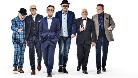 Madness are performing at Westonbirt Arboretum.