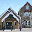 Folk Hall - home to Portishead Town Council