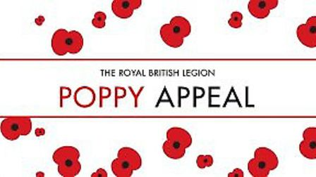 Poppy appeal. Picture: RBL