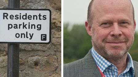 Cllr Mark Canniford said a residents' parking permit in Weston town centre will be delayed.