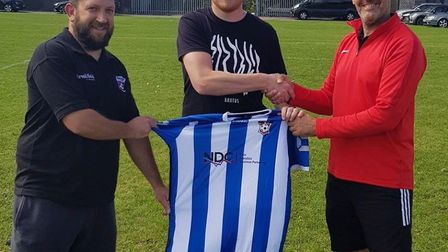 Worle Rangers FC will be sponsored by Neils Data Consultancy. Picture: Neils Data Consultancy