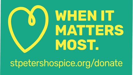 To donate to the When it Matters Most fund, visit www.stpetershospice.org/donate