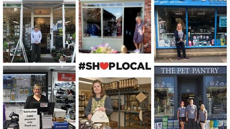 The North SomersetTimes has launched its Shop Local Campaign.