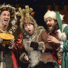 Birmingham Stage Company and Horrible Histories will stage two shows as part of a car park panto tou