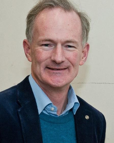 John Penrose (Conservatives. Picture: MARK ATHERTON