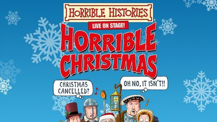 Bristol Airport will host two Horrible Histories shows.