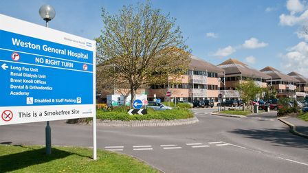 A review of the A&E's overnight closure will take place in April.