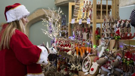 St Peter''s Hospice''s Christmas market will take place online. Picture: St Peter's Hospice